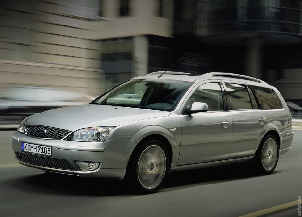 2005 Ford Mondeo Estate Ford Mondeo Ford Shooting Brake