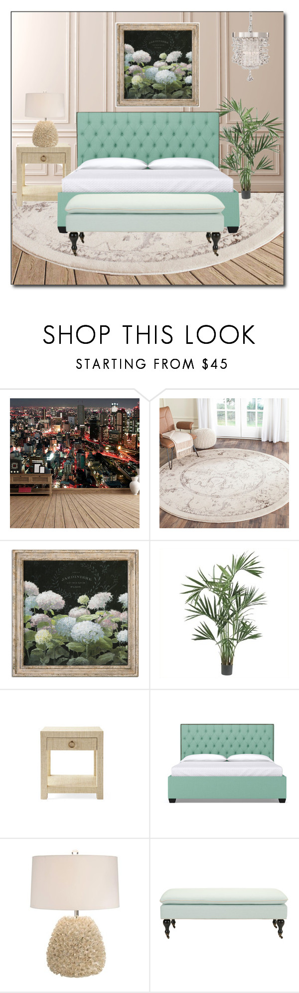 """Elegance"" by littlefeather1 ❤ liked on Polyvore featuring interior, interiors, interior design, home, home decor, interior decorating, Safavieh, Nearly Natural, Serena & Lily and Uttermost"