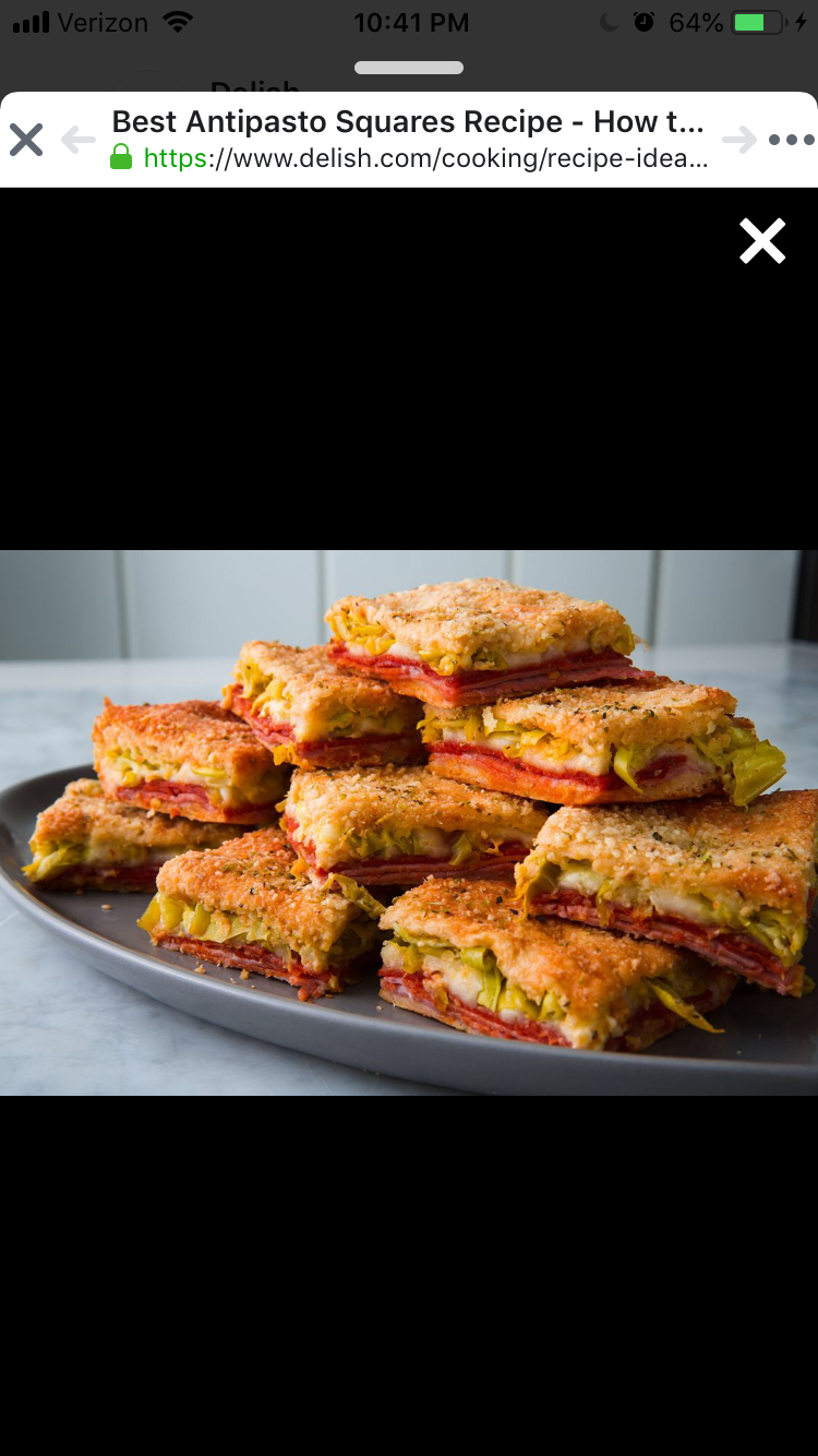 Best Antipasto Squares Recipe - How to Make Antipasto Squares #antipastosquares Antipasto Squares from Delish.com is everything you expect it to be and more. #antipastosquares Best Antipasto Squares Recipe - How to Make Antipasto Squares #antipastosquares Antipasto Squares from Delish.com is everything you expect it to be and more. #antipastosquares Best Antipasto Squares Recipe - How to Make Antipasto Squares #antipastosquares Antipasto Squares from Delish.com is everything you expect it to be