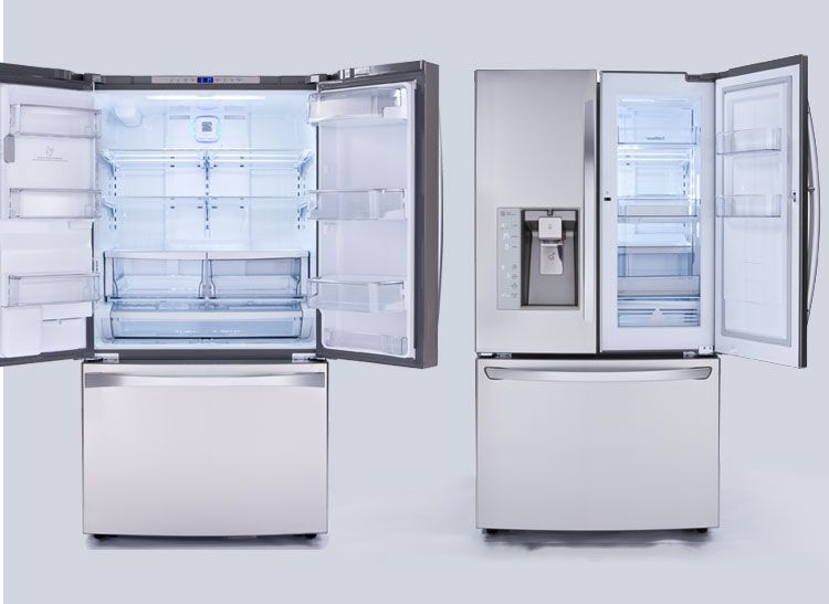 Best French Door Refrigerators From Consumer Reports Tests French