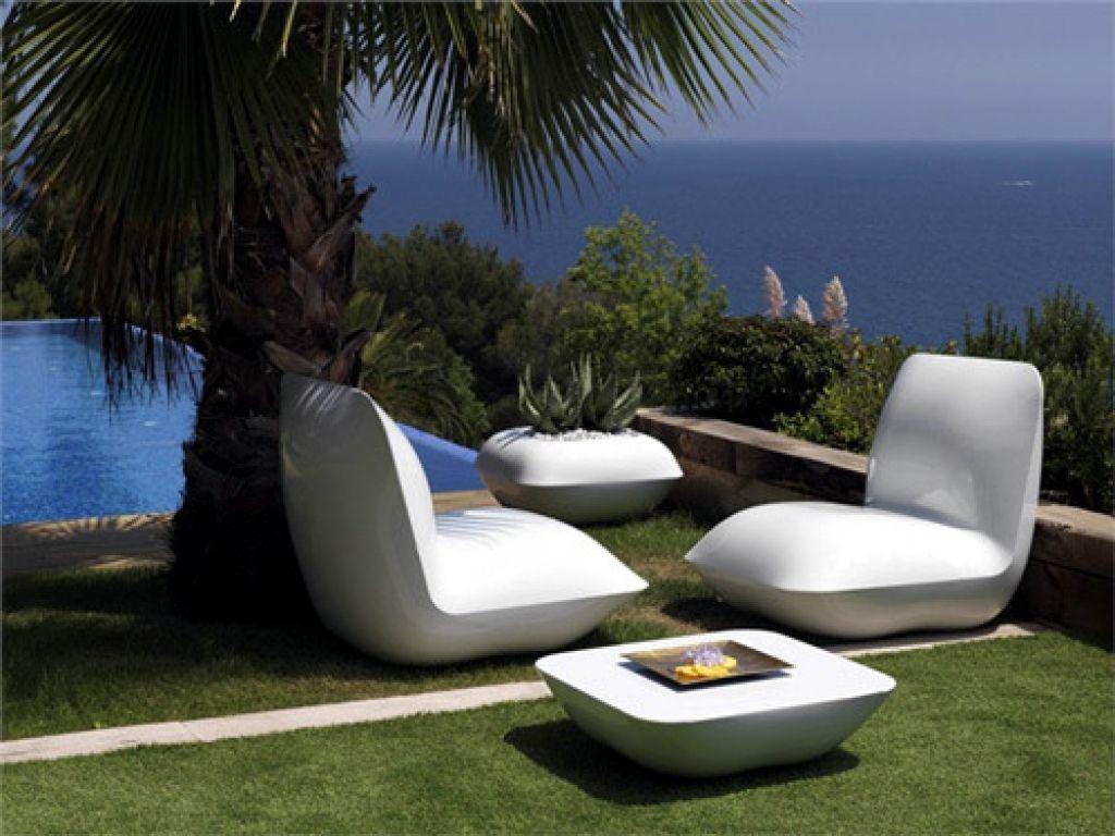 Muebles De Terraza Modernos Estilos Y Tendencias 2018 Hoy Lowcost Diseno De Terraza Muebles Terraza Muebles De Exterior