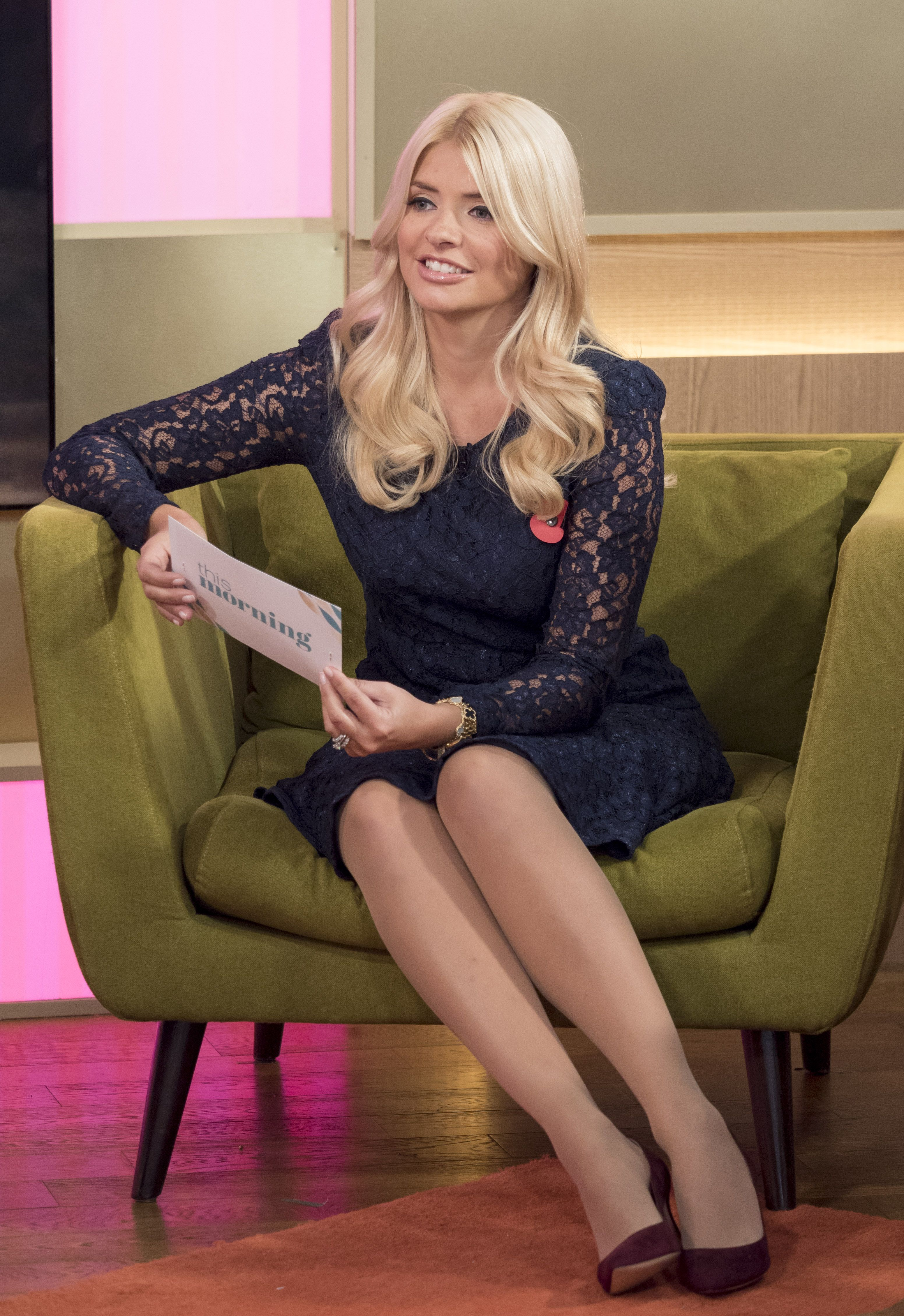 Holly Willoughby This Morning d8eabbc9b