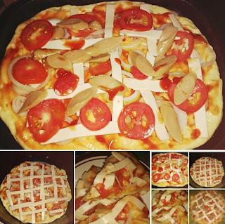 Resep Cara Membuat Pizza Rumahan Paling Sederhana In 2020