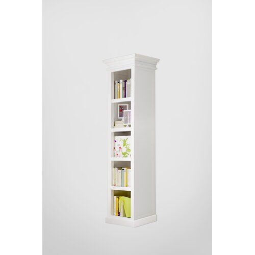 August Grove Jedidiah Library Bookcase Home Office Design