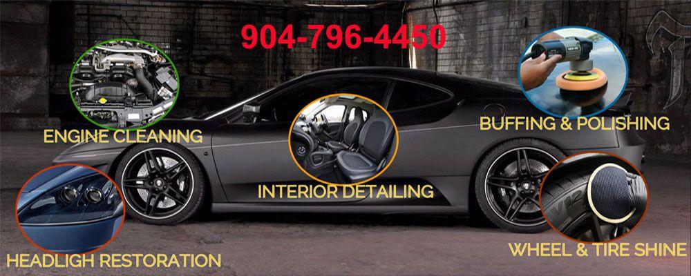 Mobile Car Detailing Jacksonville Fl
