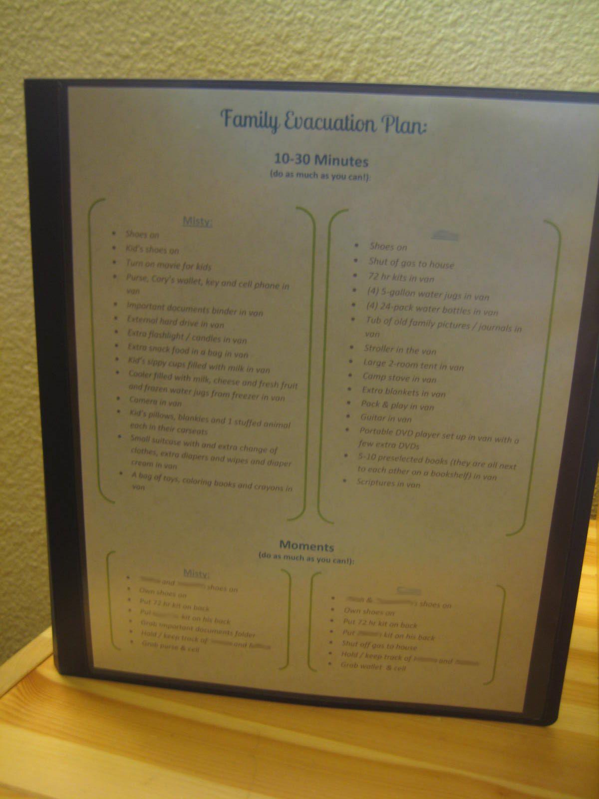Family-Evacuation-Plan