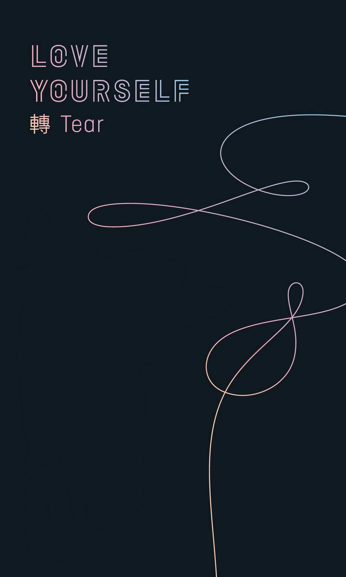 Love Yourself Tear Bts 壁紙 ジミン 画像 Bts 画像