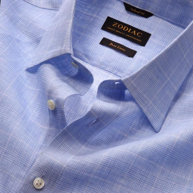 25088a59 Linen Shirts : Best White Shirts, Buy Shirts Online, Shirts India, Office  Shirts