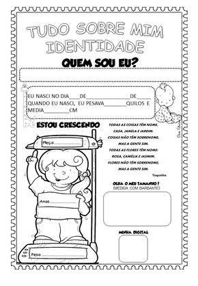 Atividades Sobre Educacao Infantil E Fundamental Atividade Sobre