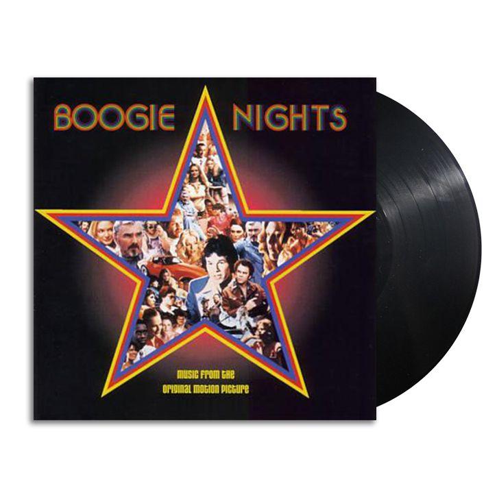 Boogie Nights Soundtrack Lp Boogie Nights Movie Soundtracks Night Ranger