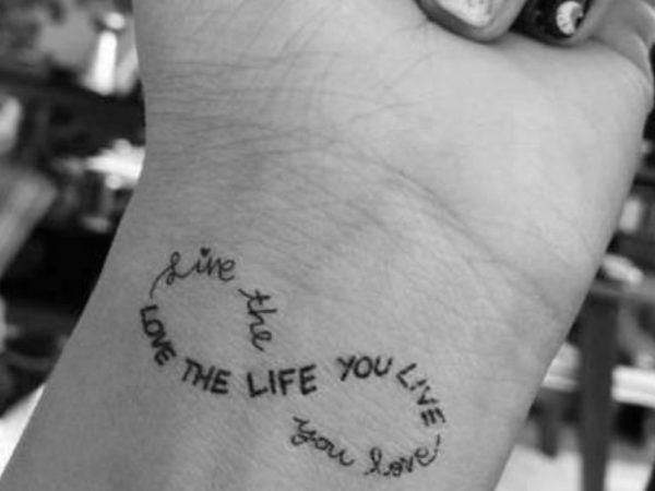 buscas frases cortas para tatuajes podemos encontrar frases cortas en casi todos los idiomas