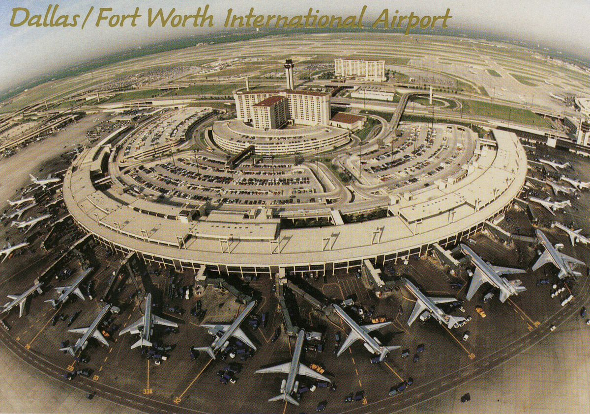 Dallas/Fort Worth International Airport Terminal 3E (now
