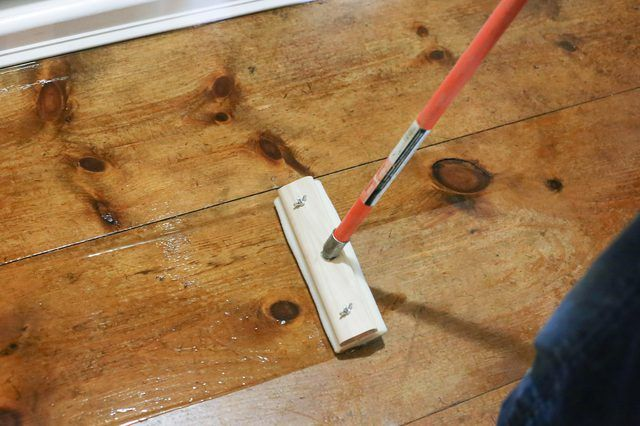 How To Refinish Old Wood Floors Without Sanding Cleaning Wood
