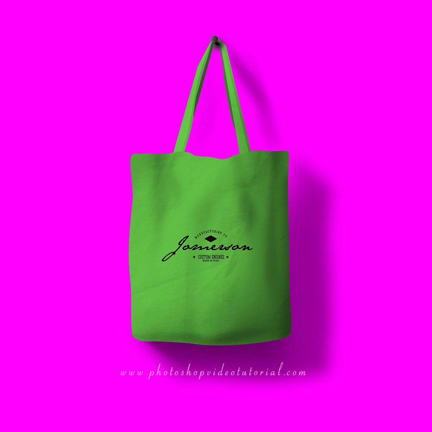 Download Now Showcase Your Logo Designs In A More Professional Way Using These Psd Cotton Bag Mockup Templates Show Your Clients Bag Mockup Mockup Free Psd Cotton Bag