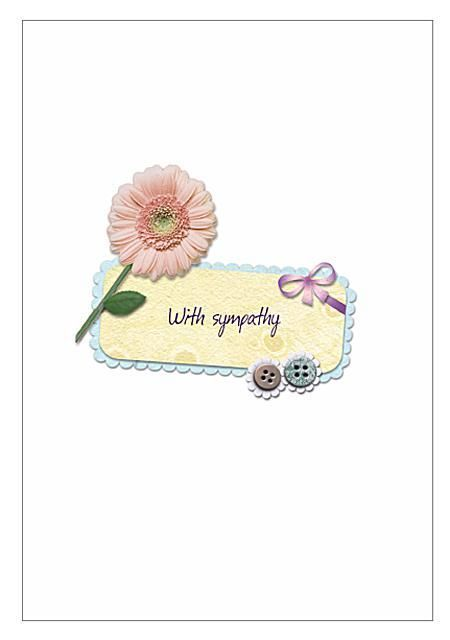 photograph relating to Free Printable Sympathy Cards titled 11 No cost, Printable Sympathy Playing cards for Any Reduction Playing cards