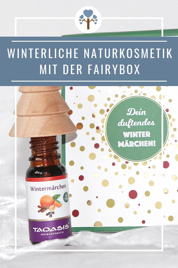 Werbung / Die Fairybox Dezember Ausgabe enthält