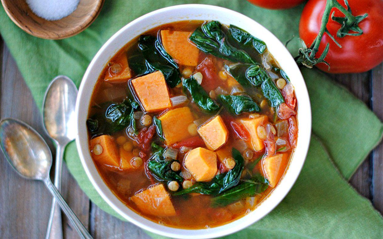 Now that it's getting a little chillier outside, it's time to start thinking about comfort food that will warm us up and keep us feeling full. No need to eat a heavy meal though. You can get a lot of comfort out of eating healthy soups. Click through the slideshow above to view 25 BEST [...]