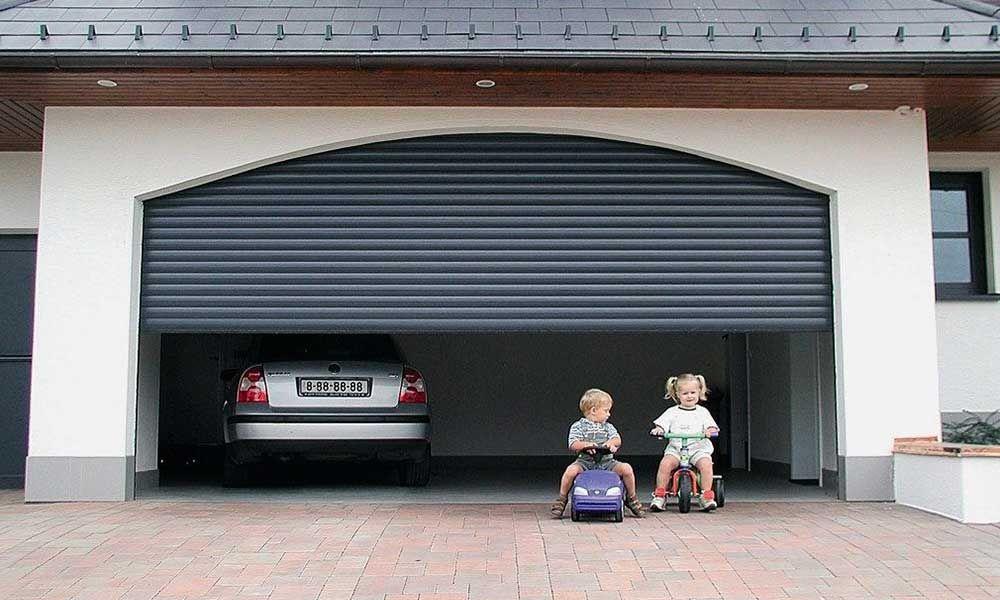 اندازه استاندارد درب گاراژ چیست Garage Doors