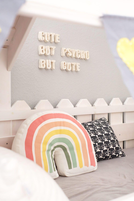 Diy Challenge Deko Fur Das Kinderzimmer Aus Pappmache Selbermachen Diy Deko Selber Machen Diy Kreative Ideen