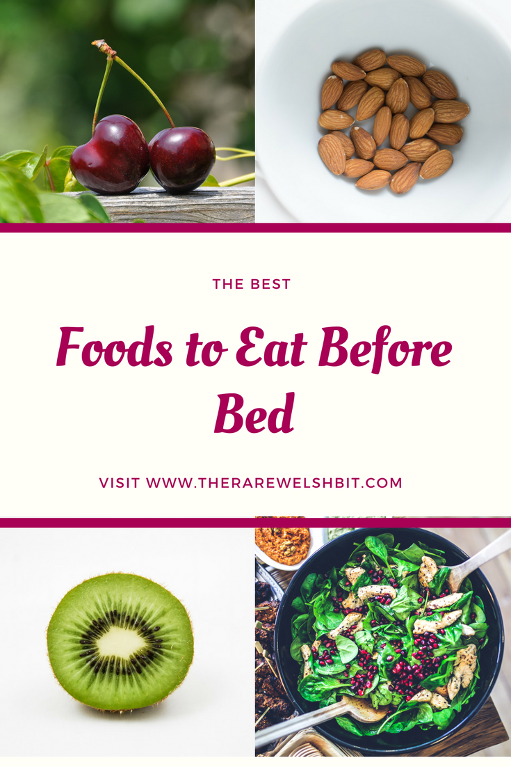Good Snacks To Eat Before Bed