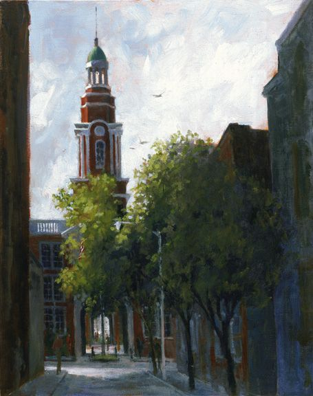 """""""View From Market Street"""" The Official Jim Gray Gallery Website"""