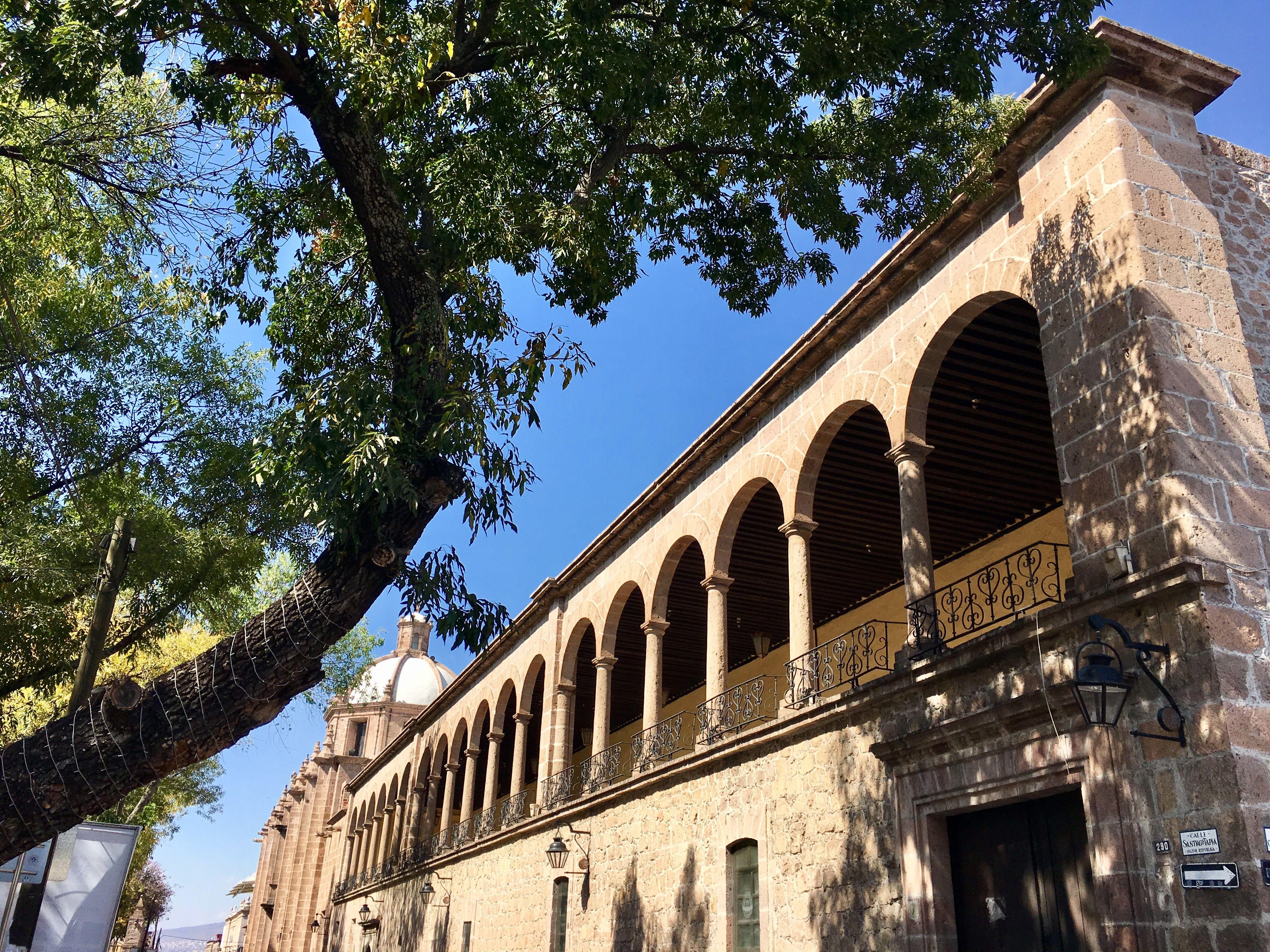 La historia del Conservatorio de Las Rosas comenzó en 1743.