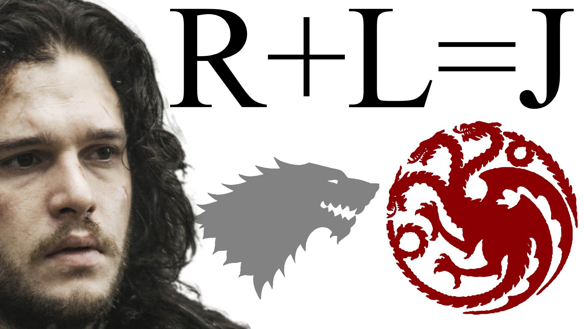 game of thrones r+l=j theory explained