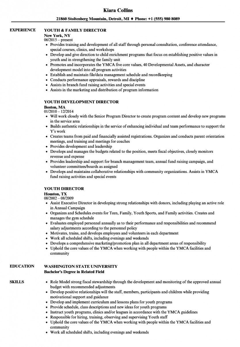 13 Youth Central Sample di 2020 Proposal, Tulisan, Surat