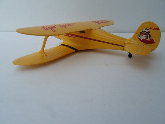 Vintage  Model Plane  Limited Edition Die Cast by FredsFoibles