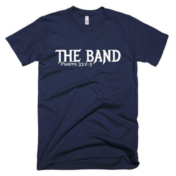 The Band Short sleeve men's t-shirt