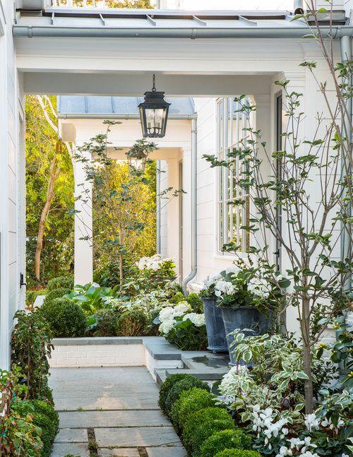 Atherton Modern Farmhouse Exterior Garden Yard Ideas Elegant Home Decor