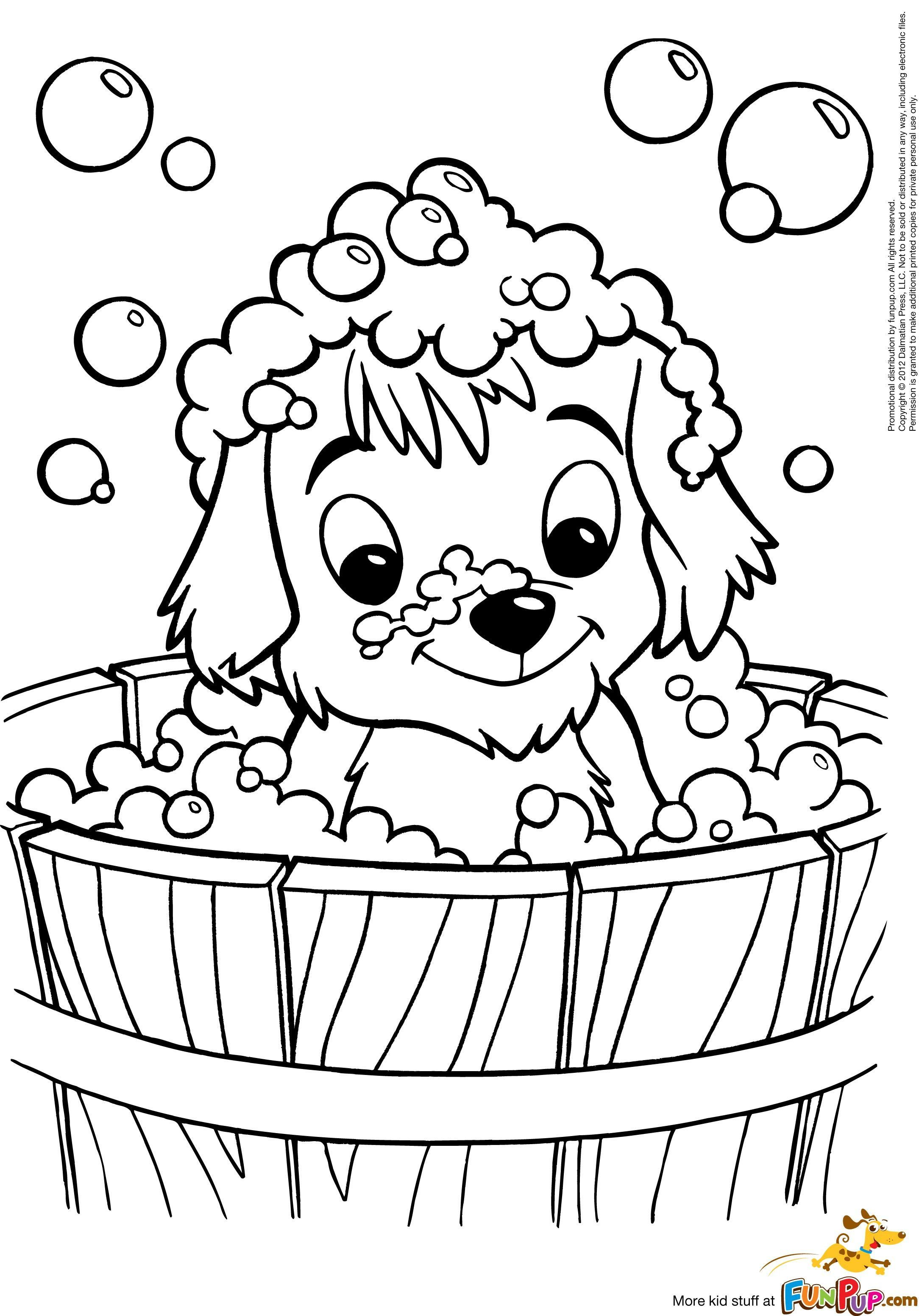 Coloring Pictures Of Puppy Dog Pals With Images