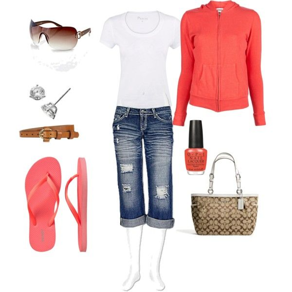 Summer day casual