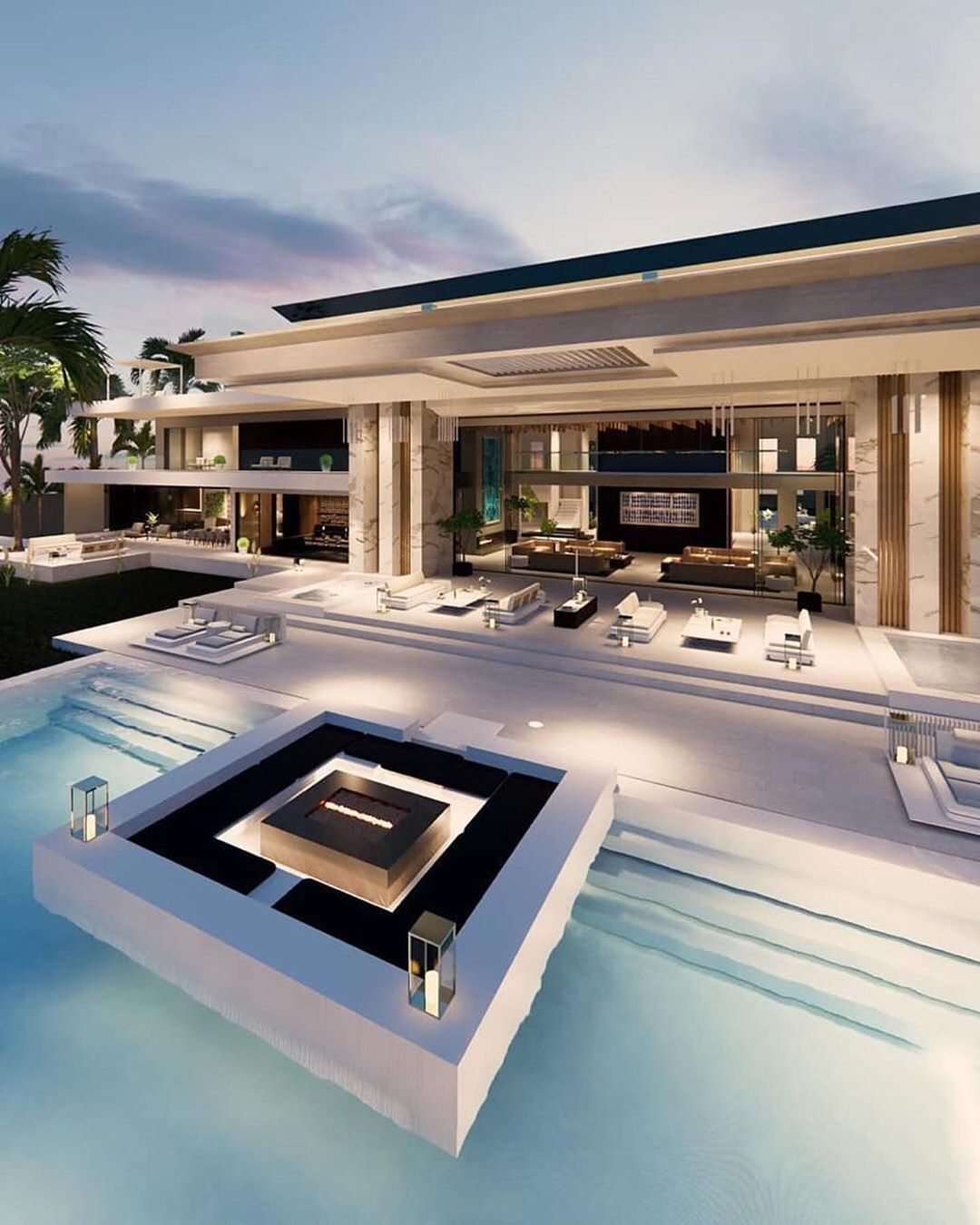 Art Architecture Design On Instagram Aades1gn Is To Inspire You Daily In 2020 Mansions Mansions Luxury Luxury Homes