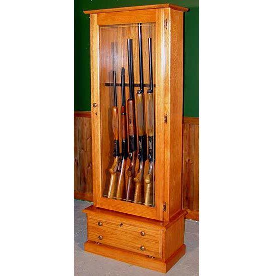 Best Of Gun Cabinet Glass Front