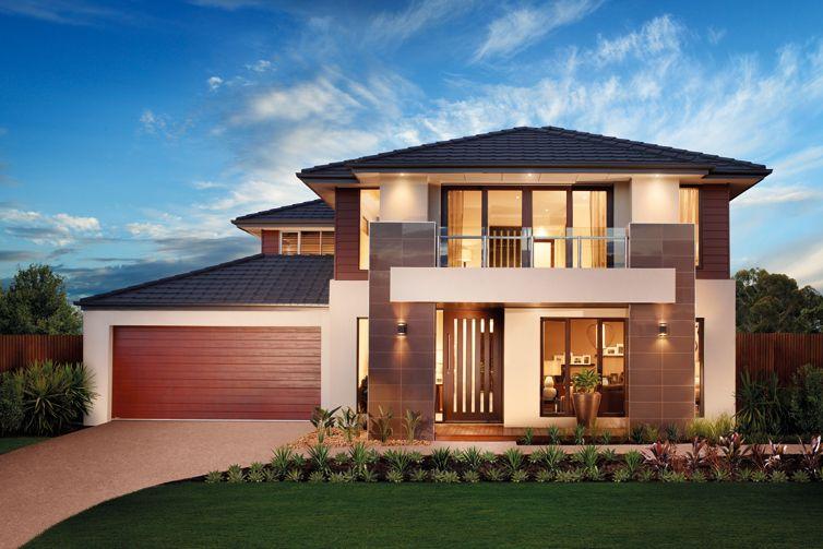 Henley properties emperor nouveau q1 phoenix facade for Modern house facades