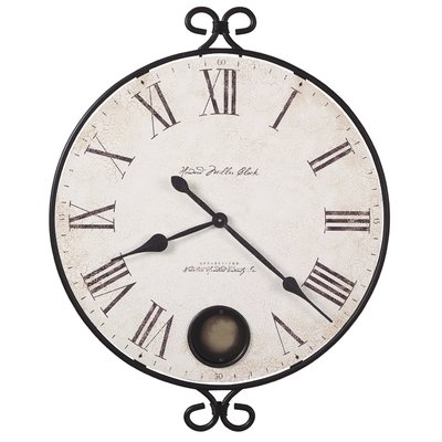 Howard Miller Moment In Time Oversized 26 25 Magdalen Gallery Wall Clock Gallery Wall Clock Distressed Wall Clock Wall Clock