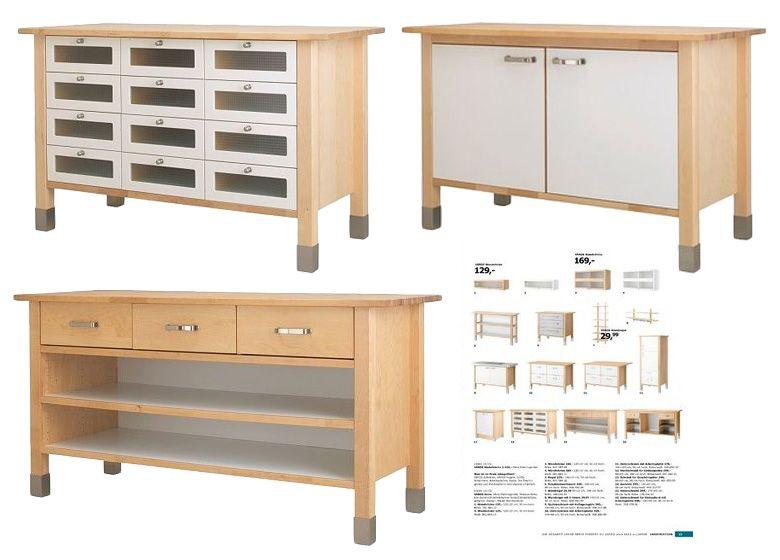 IKEA Vrde Freestanding Kitchen Cabinets    kitchen