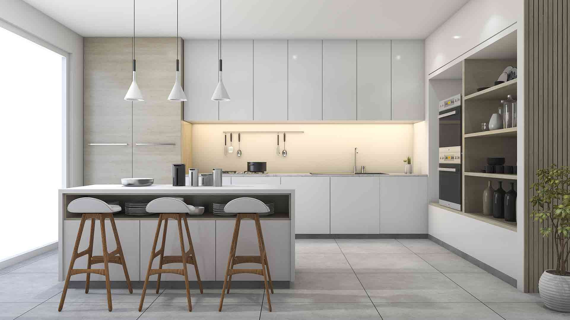 Angielski W Kuchni Minimalist Kitchen Design Minimalist Kitchen Interiors Interior Design Kitchen