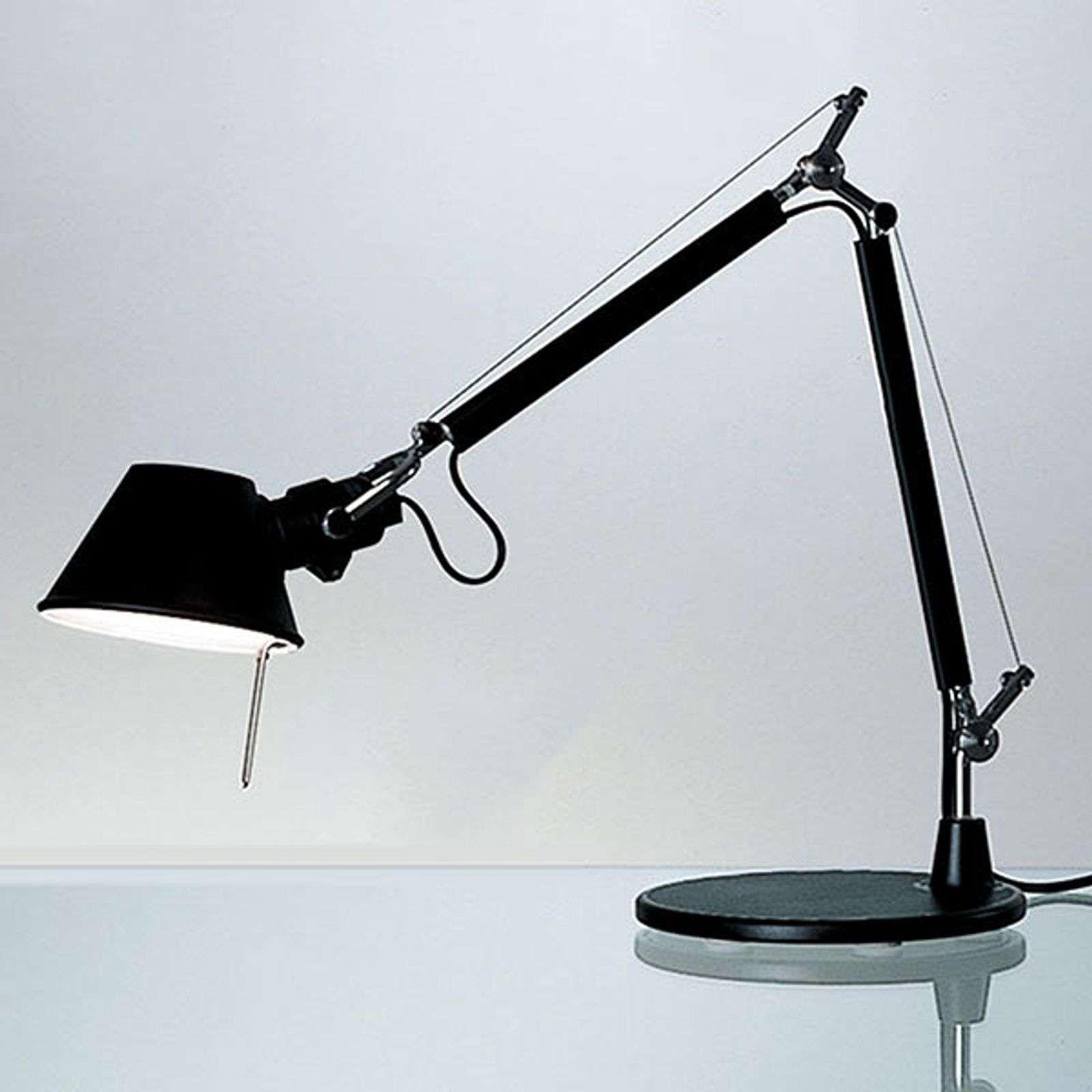 Artemide Tolomeo Micro Lampe A Poser En 2020 Lampe De Bureau Lampe A Poser Lampe