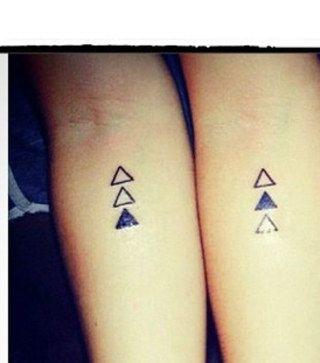 f r alle geschwister matching tattoo ideen die mehr als genial sind tattoo. Black Bedroom Furniture Sets. Home Design Ideas