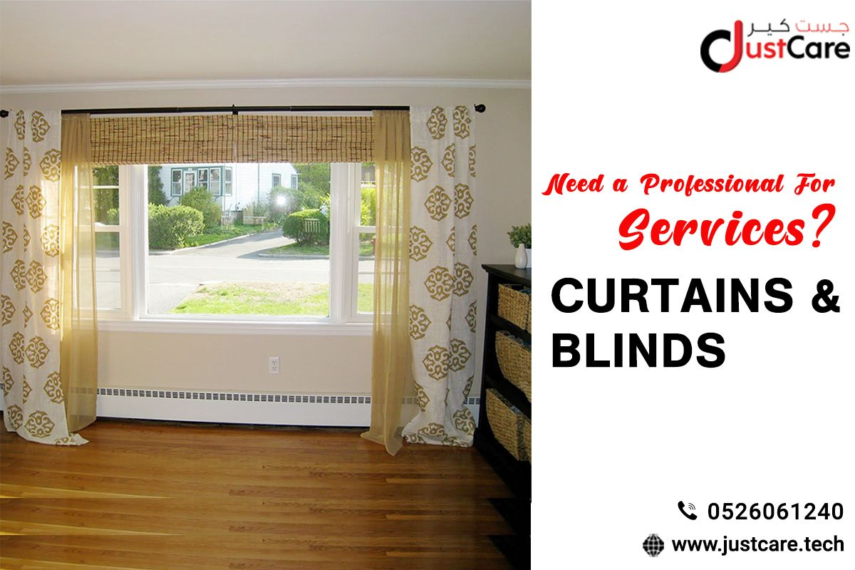 Did You Just Get New Curtains And Blinds Need A Little Help With The Installation We Offer Curtain And Blind Installation Service We Cove In 2020 Curtains With Blinds