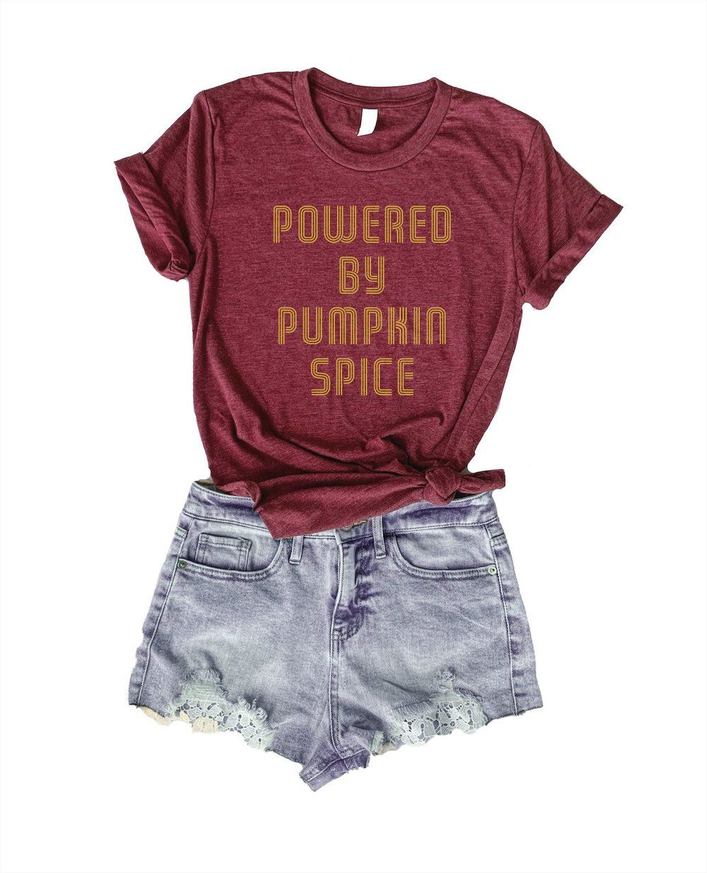POWERED BY PUMPKIN SPICE. Do you love pumpkin spice as