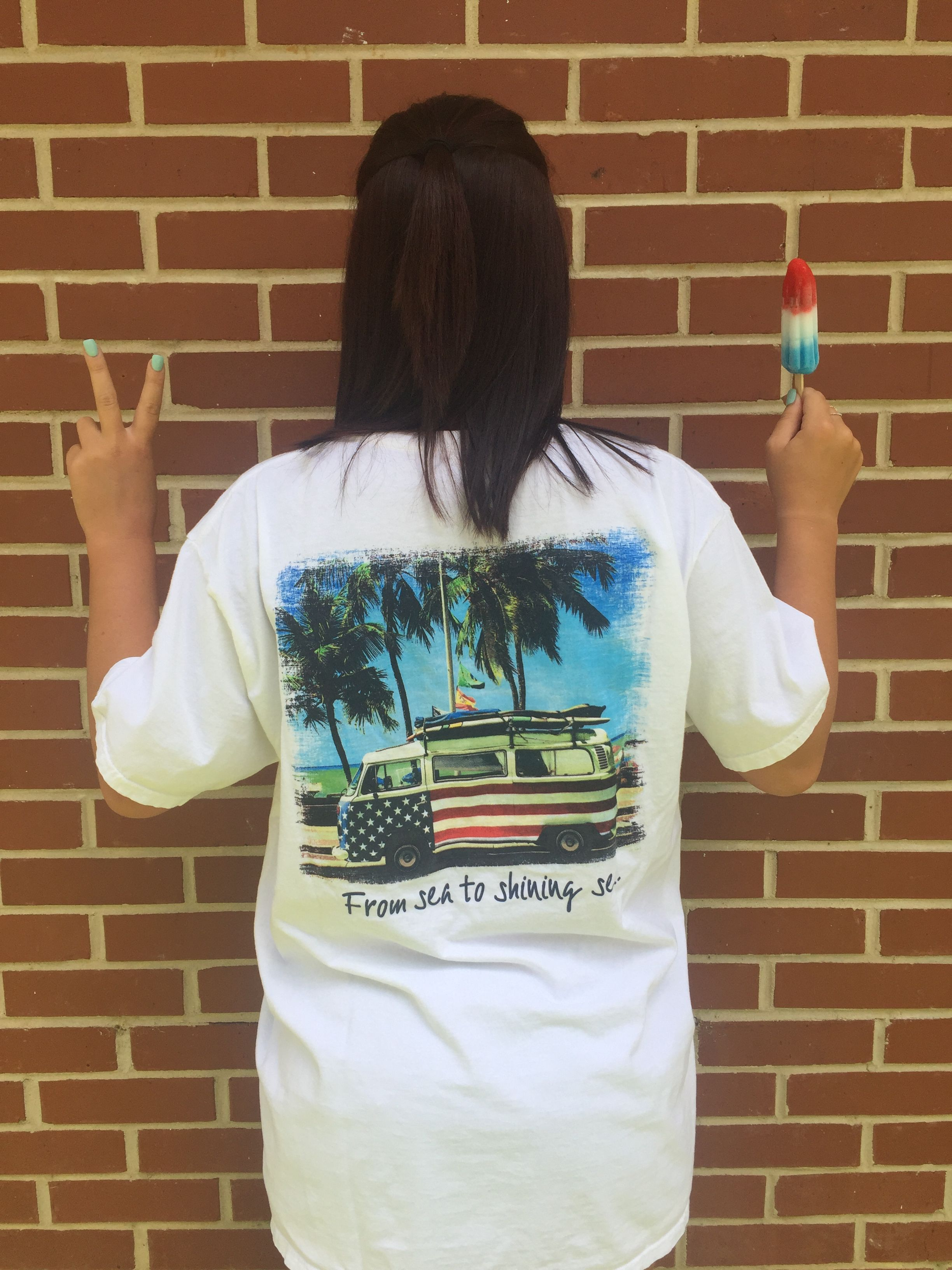 Shirt design jacksonville fl - From Sea To Shining Sea Ken Young Co Shirt Design Tshirt
