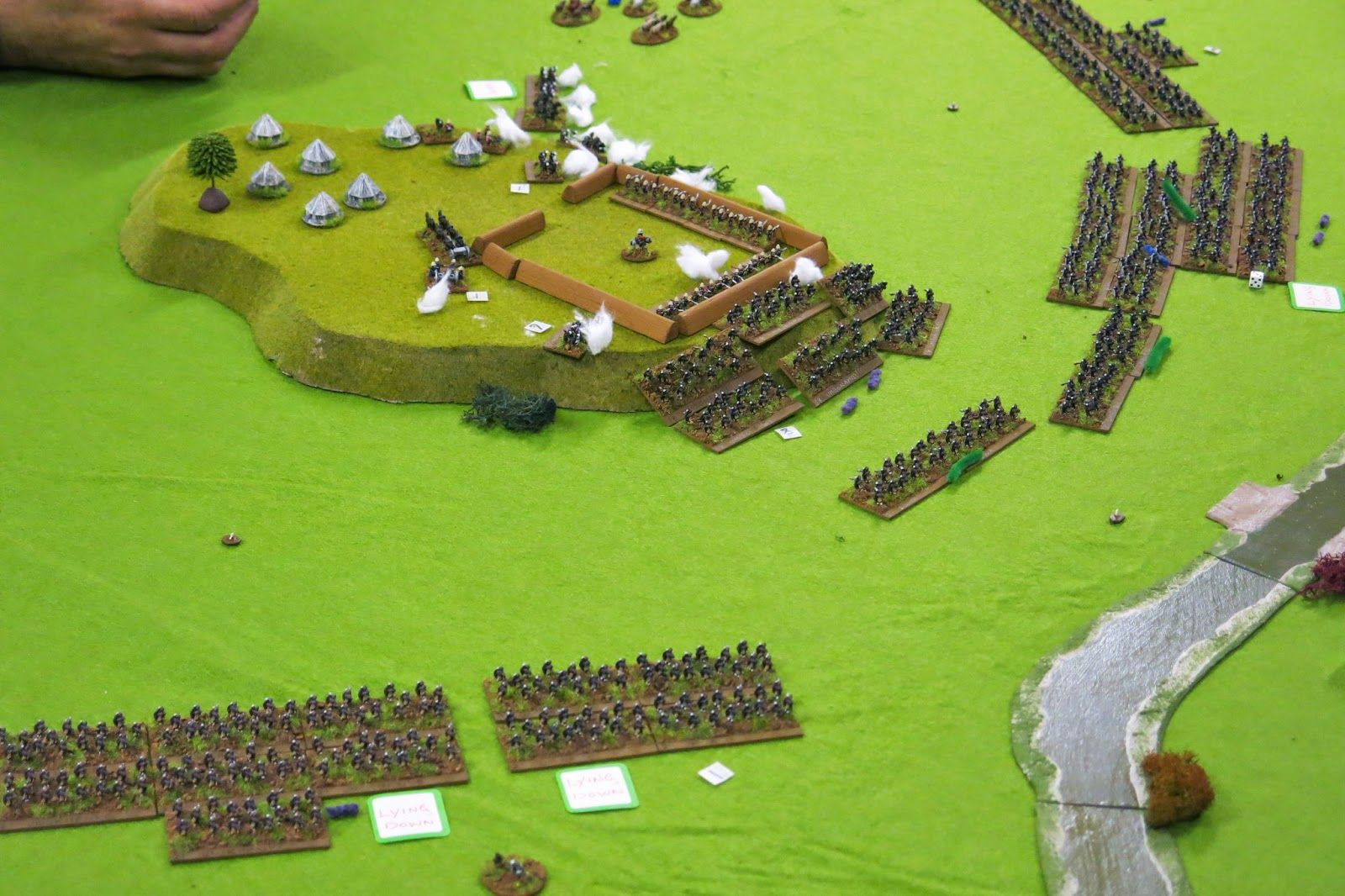 The Battle of Fort Tinta