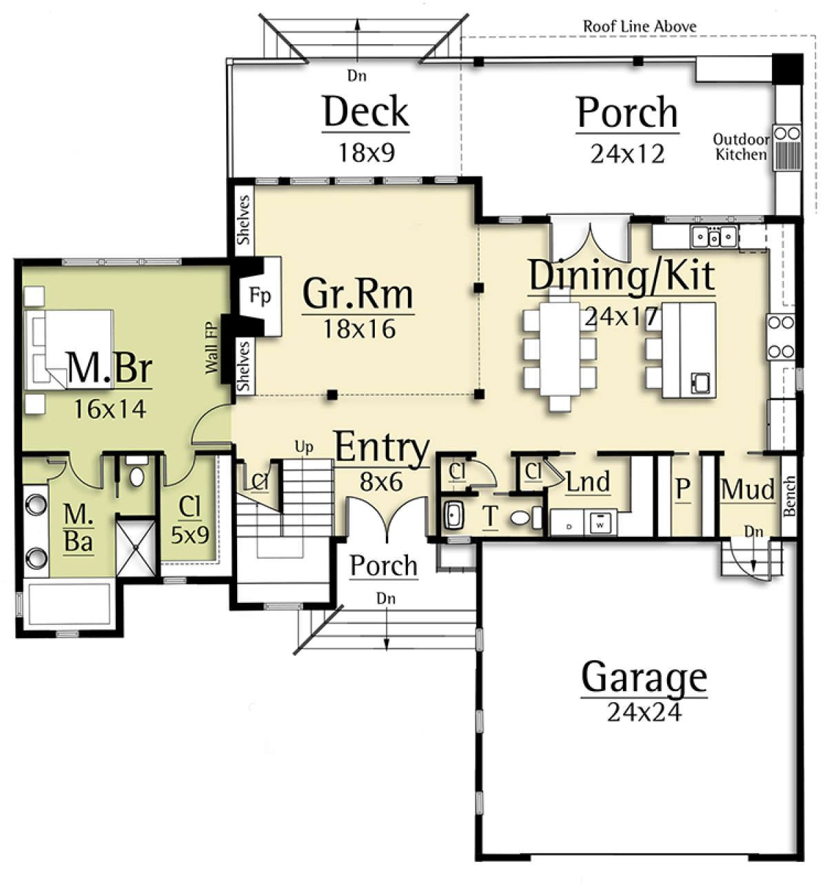 House Plan 8504 00109 Contemporary Plan 2 429 Square Feet 3 Bedrooms 3 5 Bathrooms In 2021 House Plans Modern House Plan House Plan With Loft