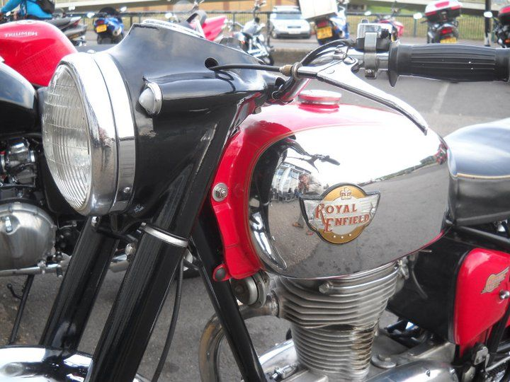 1963 Royal Enfield Bullet