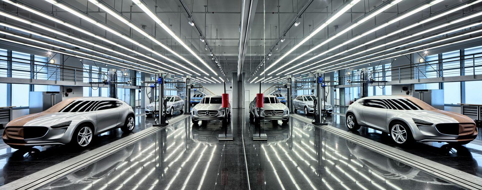 Gallery of MercedesBenz Advanced Design Center of China