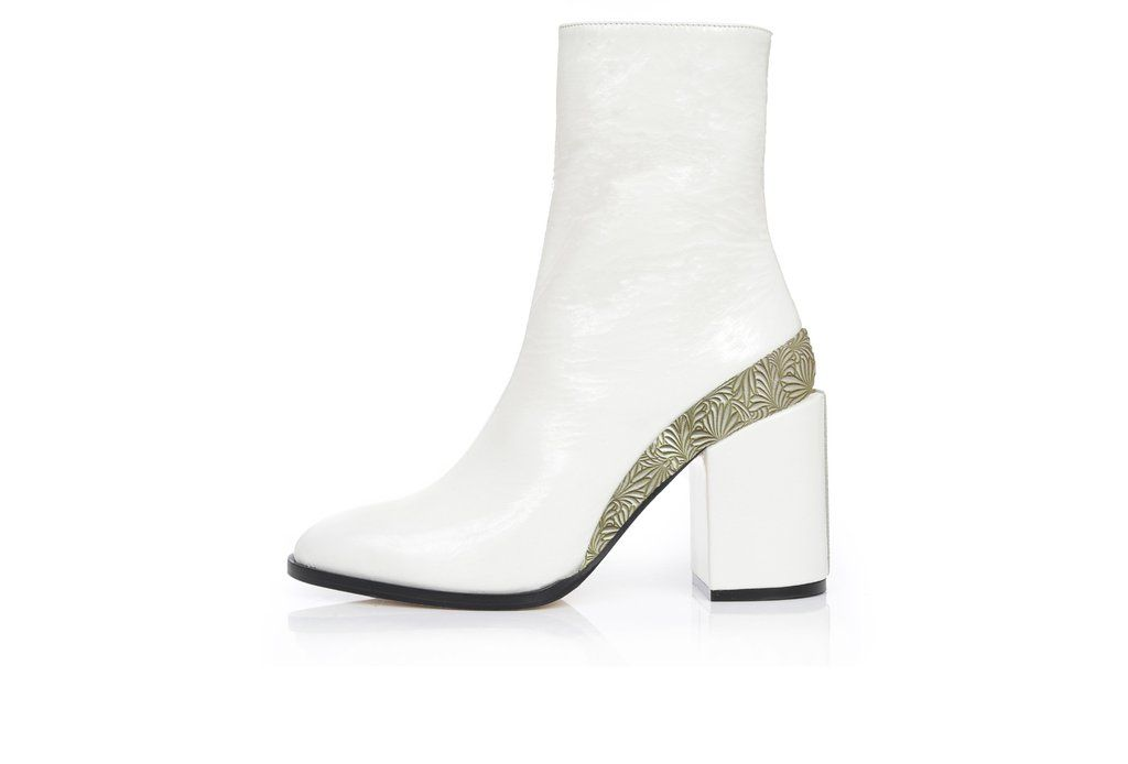 SPIRIT BOOTS, white | Boots, Mid calf boots, Fashion