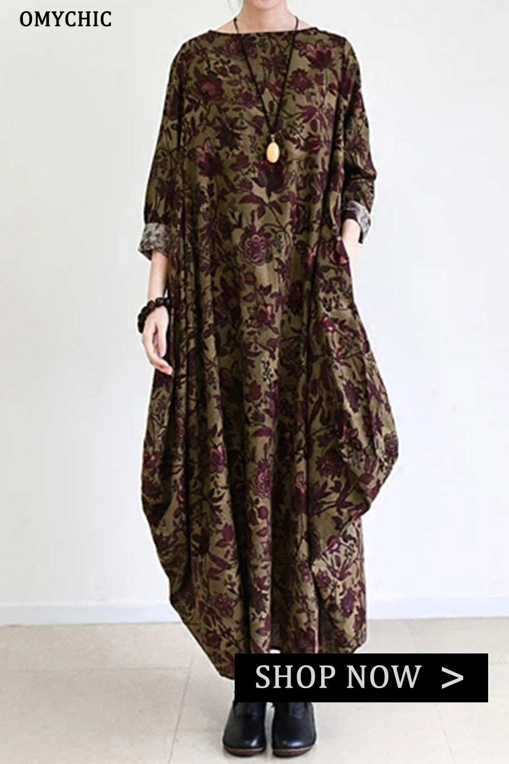 Fall Brown Baggy Long Sleeve Linen Dresses Long Cotton Maxi Dress Oversized Cotton Clothing In 2021 Maxi Dress Cotton Maxi Dress Long Sleeve Cotton Dress [ 1500 x 1000 Pixel ]